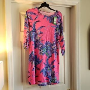 NWT Lilly Pulitzer XS Surfcrest Dress
